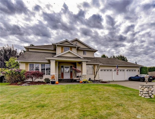 14704 155th St E, Orting, WA 98360 (#1204278) :: Ben Kinney Real Estate Team