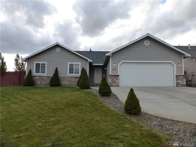 2611 N Water St, Ellensburg, WA 98926 (#1204361) :: Ben Kinney Real Estate Team