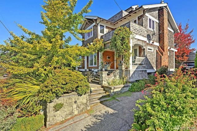 4042 55th Ave SW, Seattle, WA 98116 (#1204418) :: Ben Kinney Real Estate Team