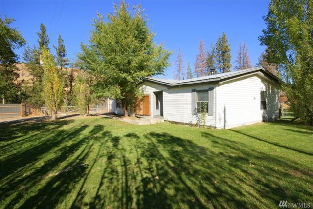97-C Poorman Creek Rd, Twisp, WA 98856 (#1204545) :: Ben Kinney Real Estate Team