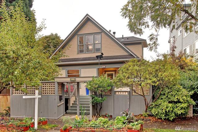 913 N 35th St, Seattle, WA 98103 (#1204557) :: Alchemy Real Estate