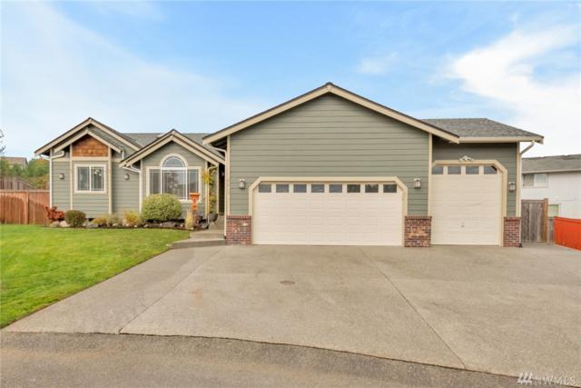 8615 197th St Ct E, Spanaway, WA 98387 (#1204589) :: Ben Kinney Real Estate Team