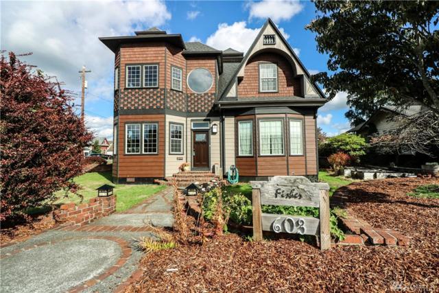603 M St, Hoquiam, WA 98550 (#1204666) :: Ben Kinney Real Estate Team