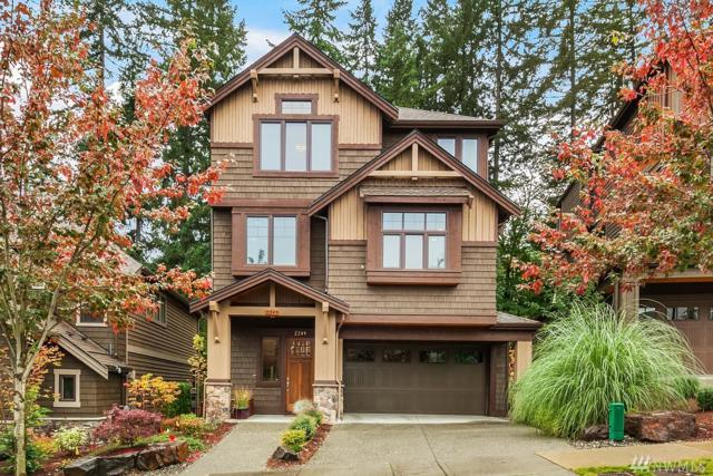 2249 NW Stoney Creek Dr, Issaquah, WA 98027 (#1204781) :: Tribeca NW Real Estate