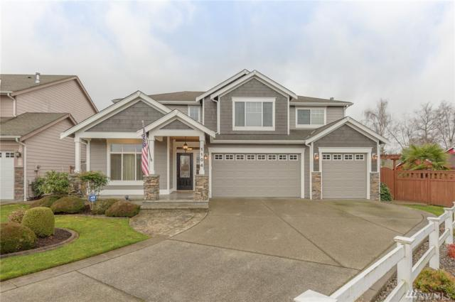 1104 24th St Nw, Puyallup, WA 98371 (#1204889) :: Ben Kinney Real Estate Team
