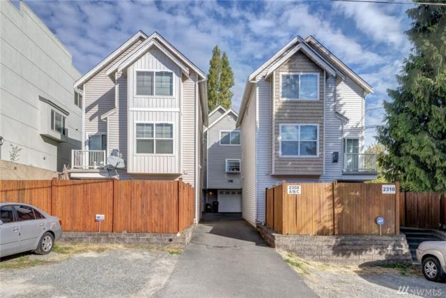 2308 N 113th Place C, Seattle, WA 98133 (#1205010) :: Ben Kinney Real Estate Team