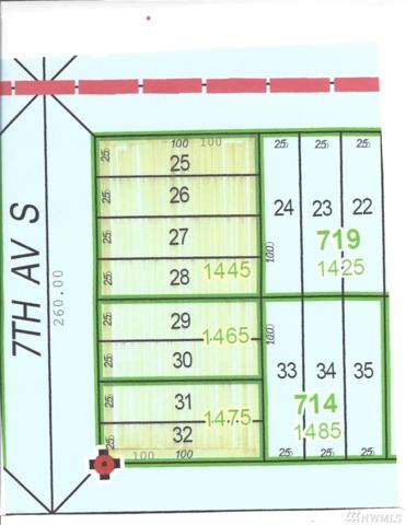 703 S Monroe St, Seattle, WA 98108 (#1205064) :: Ben Kinney Real Estate Team