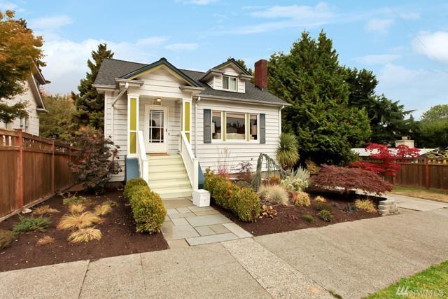 2224 E Miller St, Seattle, WA 98112 (#1205092) :: Ben Kinney Real Estate Team