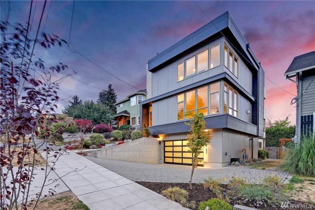 3753 SW Webster St, Seattle, WA 98126 (#1205165) :: Ben Kinney Real Estate Team