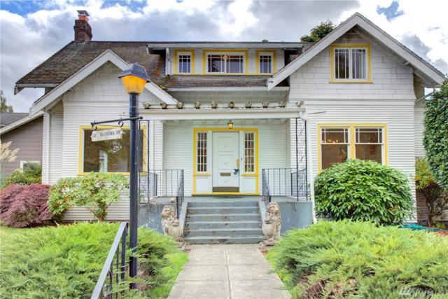 1817 Madrona Dr, Seattle, WA 98122 (#1205189) :: Ben Kinney Real Estate Team