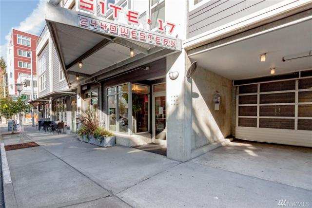 2440 Western Ave #516, Seattle, WA 98121 (#1205190) :: Ben Kinney Real Estate Team