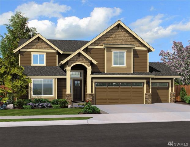 22806 73rd St E, Buckley, WA 98321 (#1205288) :: Ben Kinney Real Estate Team