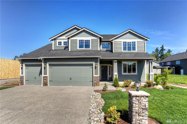 22814 73rd St E, Buckley, WA 98321 (#1205306) :: Ben Kinney Real Estate Team