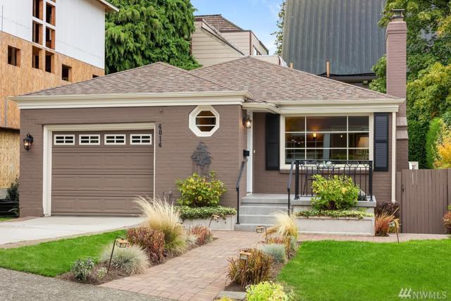 4814 NE 44th St, Seattle, WA 98105 (#1205316) :: Ben Kinney Real Estate Team