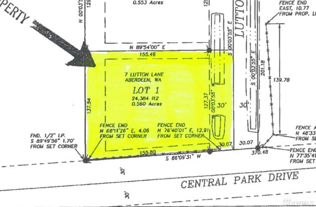 7 Lutton Lane, Aberdeen, WA 98520 (#1205349) :: Ben Kinney Real Estate Team