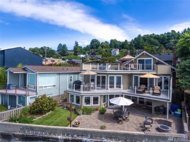 3811 Beach Dr SW, Seattle, WA 98116 (#1205390) :: Ben Kinney Real Estate Team