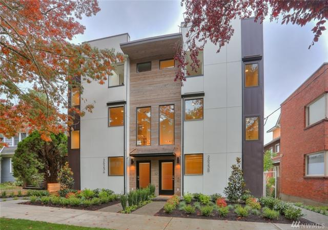 2623-B Franklin Ave E, Seattle, WA 98102 (#1205447) :: Ben Kinney Real Estate Team