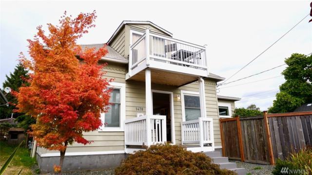 1478 NW 73rd St, Seattle, WA 98117 (#1205457) :: Ben Kinney Real Estate Team