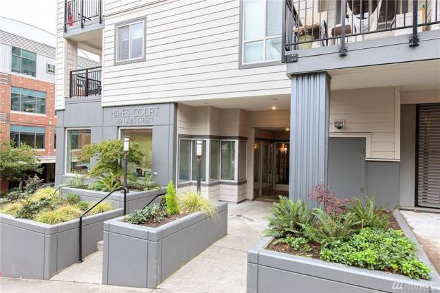 769 Hayes St #404, Seattle, WA 98109 (#1205583) :: Ben Kinney Real Estate Team