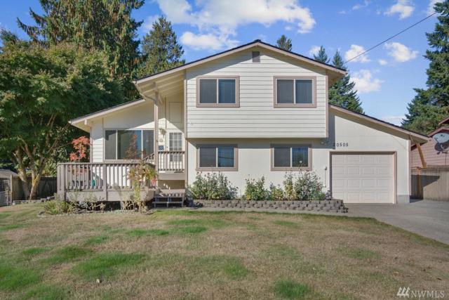 20505 132nd Ave SE, Kent, WA 98042 (#1205619) :: Ben Kinney Real Estate Team