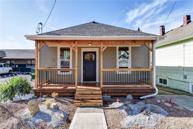 909 Pacific Ave, Bremerton, WA 98337 (#1205971) :: Ben Kinney Real Estate Team