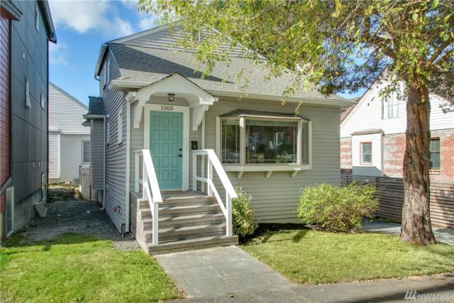 1505 29th Ave, Seattle, WA 98122 (#1206016) :: Ben Kinney Real Estate Team