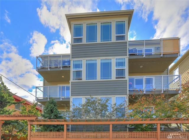 2413 NW 59th St 303E, Seattle, WA 98107 (#1206035) :: Ben Kinney Real Estate Team
