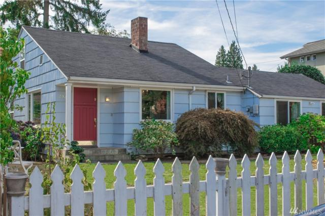 2323 N 140th St, Seattle, WA 98133 (#1206061) :: Ben Kinney Real Estate Team