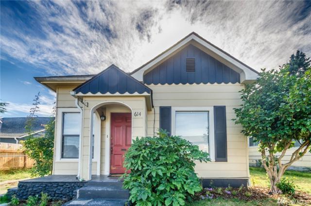 614 W Center St, Centralia, WA 98531 (#1206382) :: Ben Kinney Real Estate Team