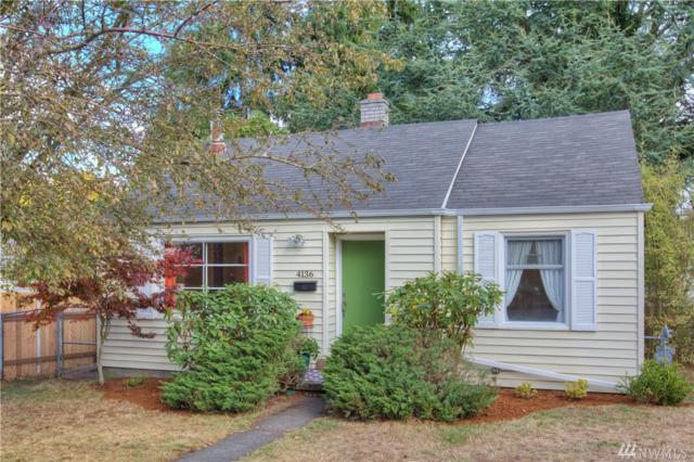 4136 SW Kenyon St, Seattle, WA 98136 (#1206411) :: Ben Kinney Real Estate Team