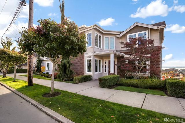 1926 Grand Ave #102, Everett, WA 98201 (#1206419) :: Ben Kinney Real Estate Team