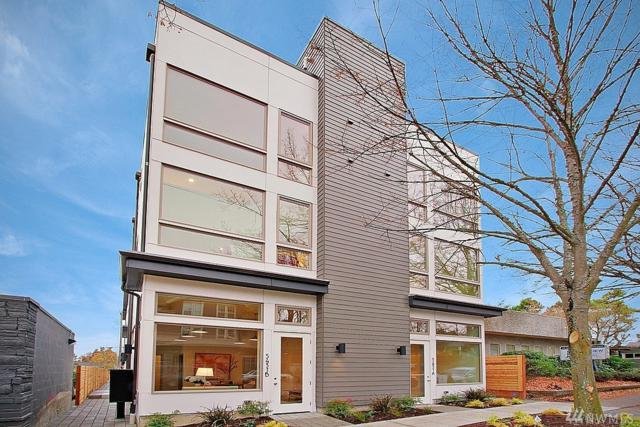 5433 California Ave SW C, Seattle, WA 98136 (#1206428) :: Beach & Blvd Real Estate Group