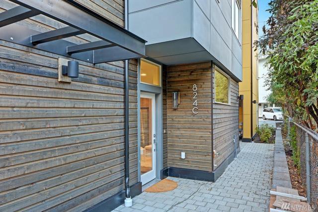 824 S Orcas St C, Seattle, WA 98108 (#1206434) :: Ben Kinney Real Estate Team