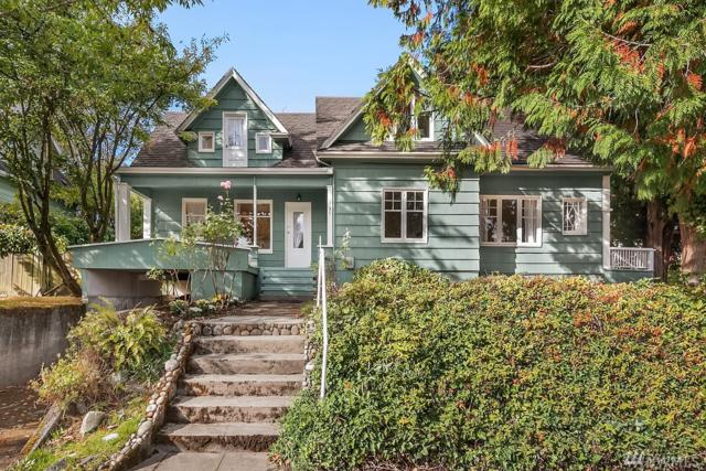 157 NE 56th St, Seattle, WA 98105 (#1206435) :: Pickett Street Properties