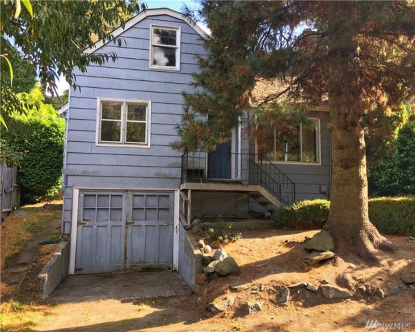 1766 Ferry Ave SW, Seattle, WA 98116 (#1206439) :: Ben Kinney Real Estate Team