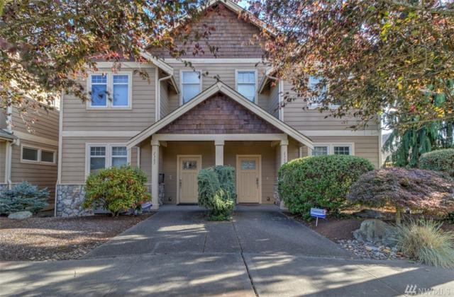 2307 S I St, Tacoma, WA 98405 (#1206442) :: Ben Kinney Real Estate Team