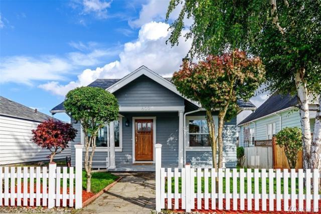 609 S Grant Ave, Tacoma, WA 98405 (#1206465) :: Ben Kinney Real Estate Team