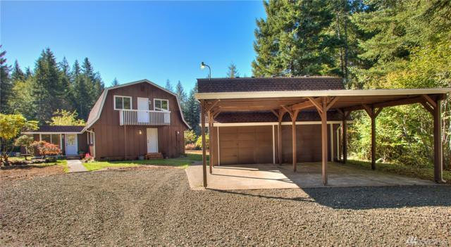 320 Powers Creek Rd, Elma, WA 98541 (#1206482) :: Ben Kinney Real Estate Team