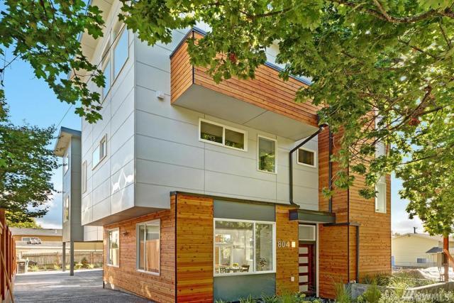 804 25th Ave S, Seattle, WA 98144 (#1206508) :: Ben Kinney Real Estate Team