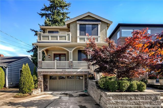 3208 40th Ave W, Seattle, WA 98199 (#1206578) :: Ben Kinney Real Estate Team