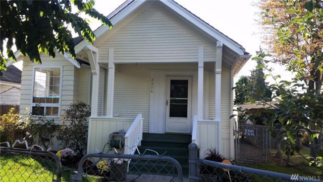 2214 Summit Ave, Everett, WA 98201 (#1206581) :: Ben Kinney Real Estate Team