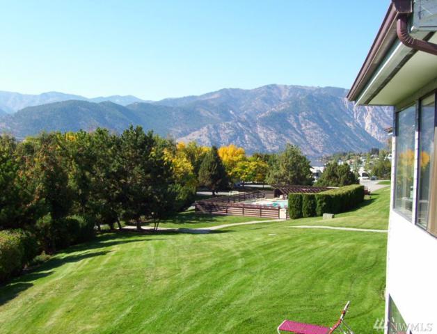 1 Lodge 639-J, Manson, WA 98831 (#1206697) :: Ben Kinney Real Estate Team