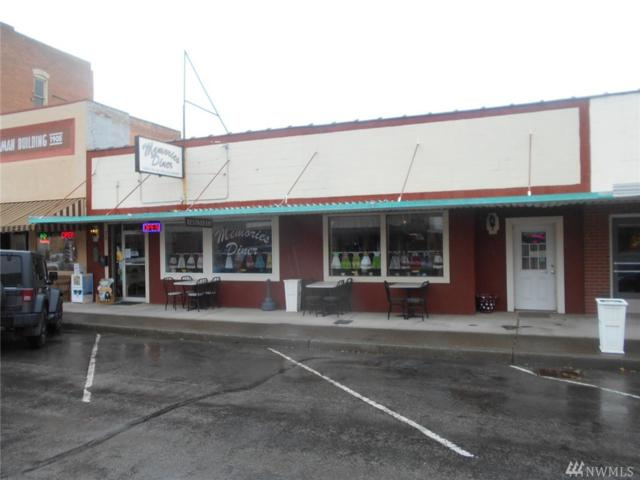 214 W Main Ave, Ritzville, WA 99169 (#1206739) :: Ben Kinney Real Estate Team
