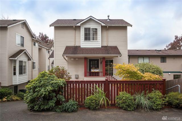 12742 35th Ave NE F, Seattle, WA 98125 (#1206943) :: Ben Kinney Real Estate Team
