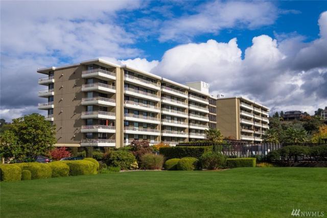 6535 Seaview Ave NW 104-B, Seattle, WA 98117 (#1206965) :: Ben Kinney Real Estate Team