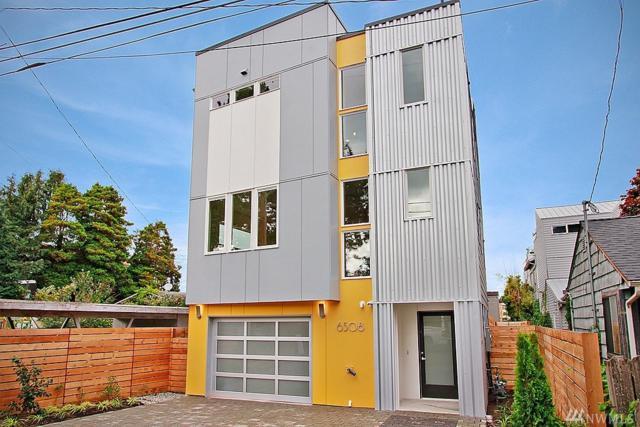 6508 SW Stevens St, Seattle, WA 98116 (#1206969) :: Ben Kinney Real Estate Team