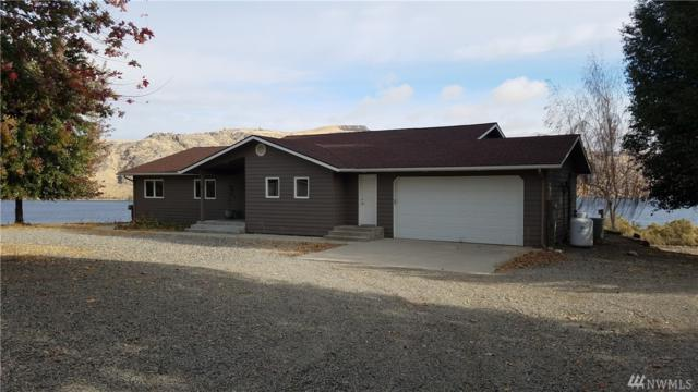 46199 Rainbow Dr, Grand Coulee, WA 99133 (#1207001) :: Ben Kinney Real Estate Team