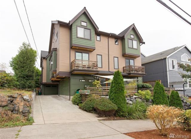 3620 1st Ave NW A, Seattle, WA 98103 (#1207115) :: Ben Kinney Real Estate Team