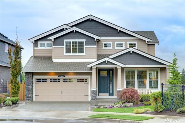 21403 SE 2nd Place, Sammamish, WA 98074 (#1207145) :: Keller Williams Realty Greater Seattle