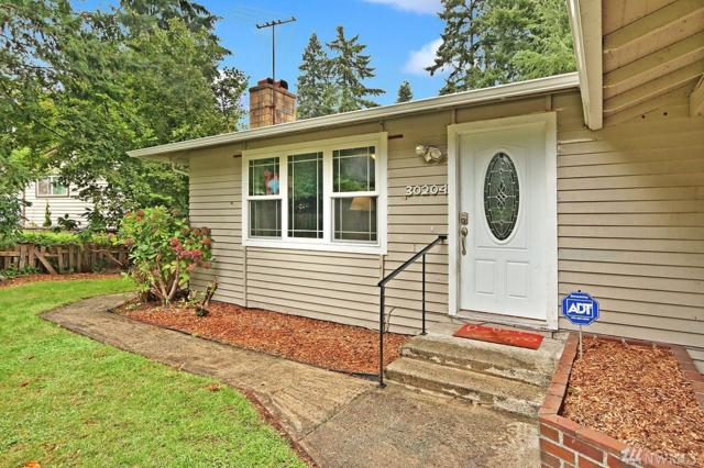 30204 26th Place S, Federal Way, WA 98003 (#1207175) :: Homes on the Sound